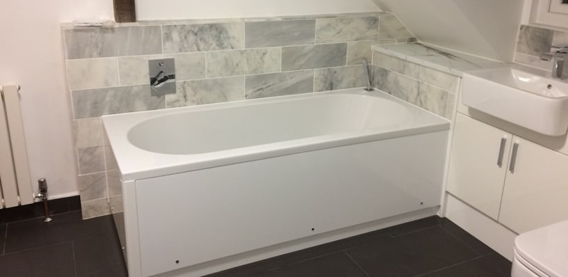 Bathroom Installation Horsham | Camelot Contracts | New Bathrooms